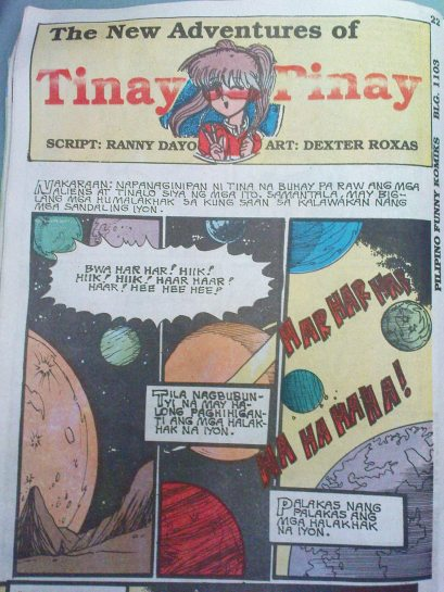 Tinay Pinay
